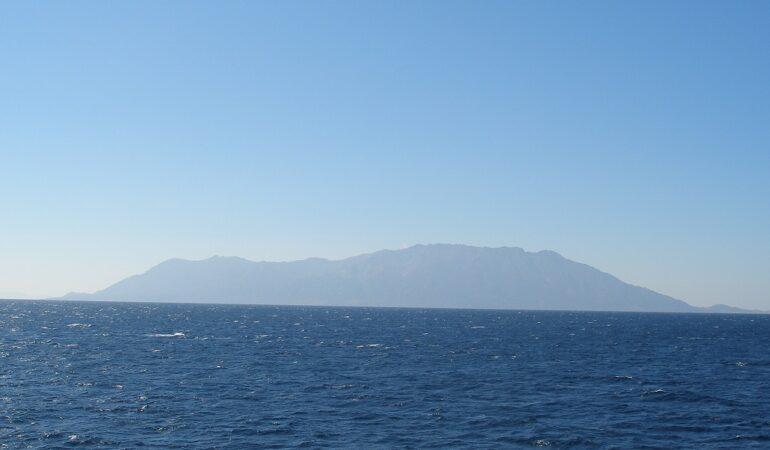 Σαμοθράκη: Το νησί του Φεγγαριού