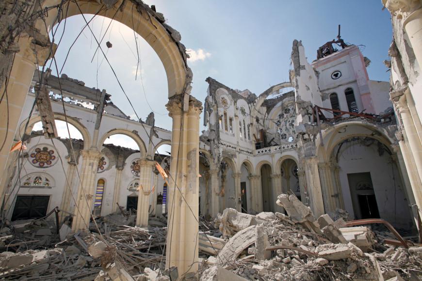 Αϊτή 12.01.2010 Πηγή: https://www.lifo.gr/team/sansimera/54453